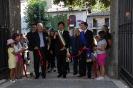 Inaugurazione Parco Unità d'Italia