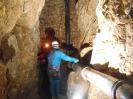 Esplorazione alla fonte del Carpino