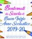 Buon inizio anno scolastico 2019/2020