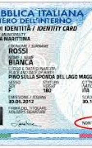 Emissione della nuova carta di identità elettronica (CIE)