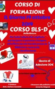 Corso di formazione per defibrillatore